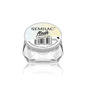 Semilac Flash Mermaid 683 - 0,5g