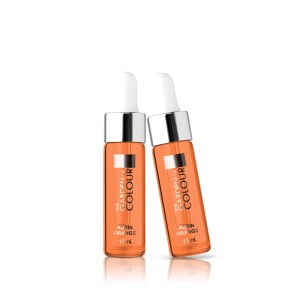 Oliwka do paznokci i skórek Rubin Orange The Garden of Colour 15ml z pipetką