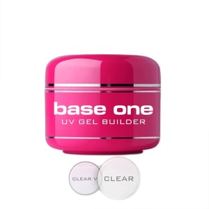 Silcare Żel Uv Base One Clear 30g