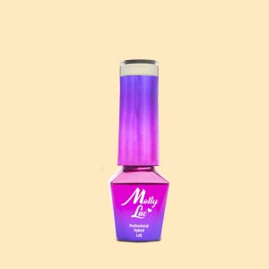 Molly Lac 01 Glamour Women Lucky Jade Stone lakier hybrydowy 5ml