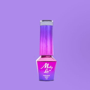 Molly Lac 05 Glamour Women Violet Room lakier hybrydowy 5ml