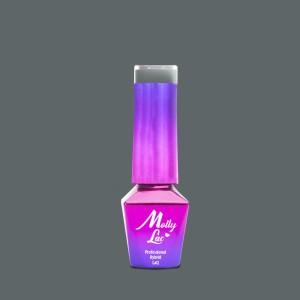 Molly Lac 100 Pure Nature Silence lakier hybrydowy 5ml
