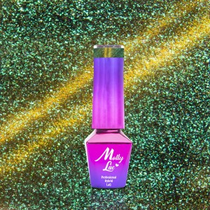 Molly Lac 160 Cat Eye Fairy Tailor lakier hybrydowy 5ml