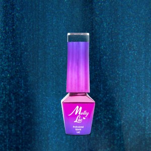 Molly Lac 44 Elite Women Glamour Reflections lakier hybrydowy 5ml