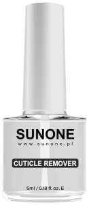 SUNONE Cuticle Remover 5ml preparat do usuwania skórek